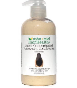 16 oz HairHealth+ Natural Conditioner, Growth Super Concentrated Herbal Hair Conditioner 28 Growth herbs & oils