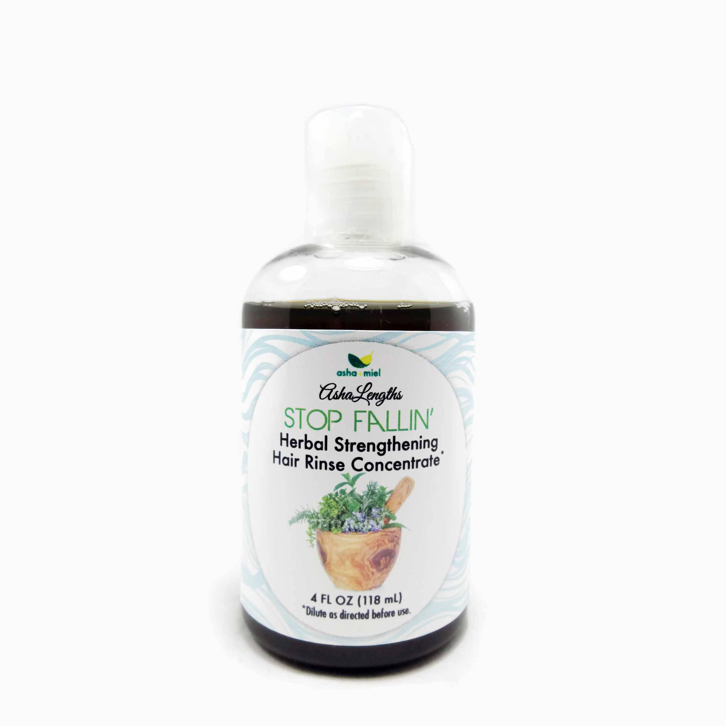 Stop Fallin' Herbal ACV, Vinegar Rinse, herbal hair rinse, Hair Growth