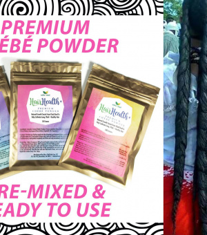 Chebe Powder, 50 grams, 100 grams, Hair Growth