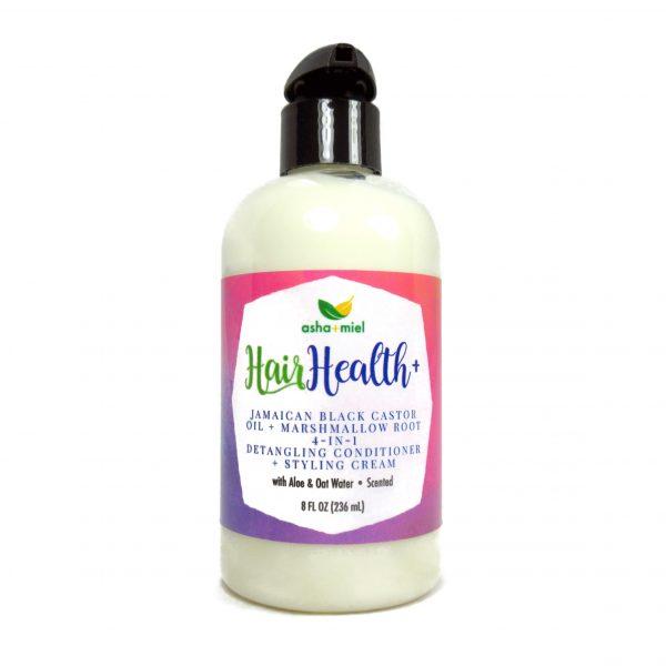 Jamaican Black Castor Oil and Marshmallow Cream, 8-oz