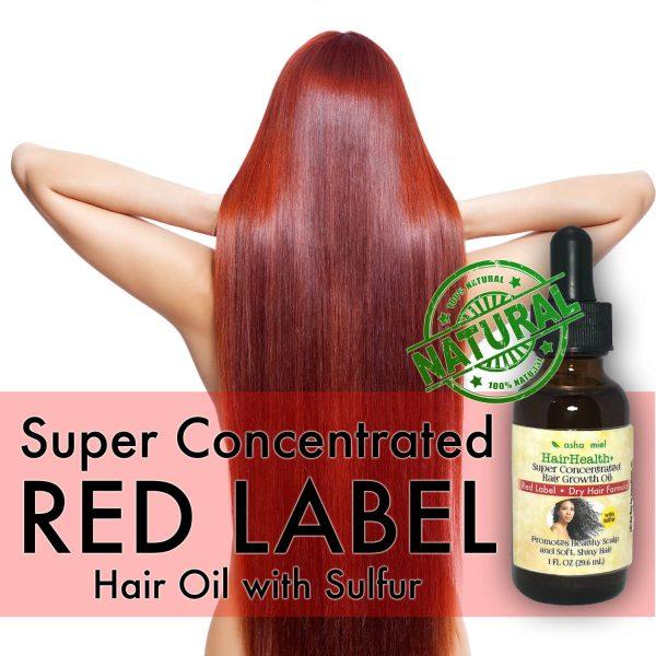 27 Ingredient Hair Oil, Hair Growth Serum, Castor Oil For Hair, Burdock root