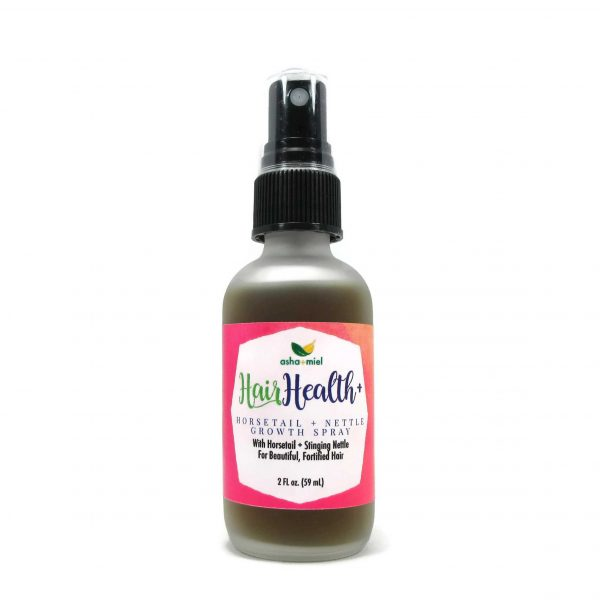 Concentrated Horsetail & Nettle Herbal Growth Spray, Hair Growth Products, Growth Tonic, Hair Tonic