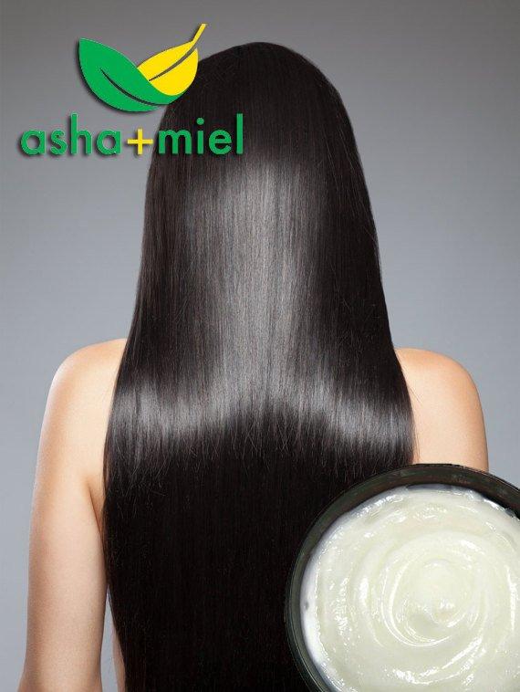 Intense Hair Repair + Reconstructive Protein Treatment, Keratin Protein, Dry Hair Mask, CoQ10