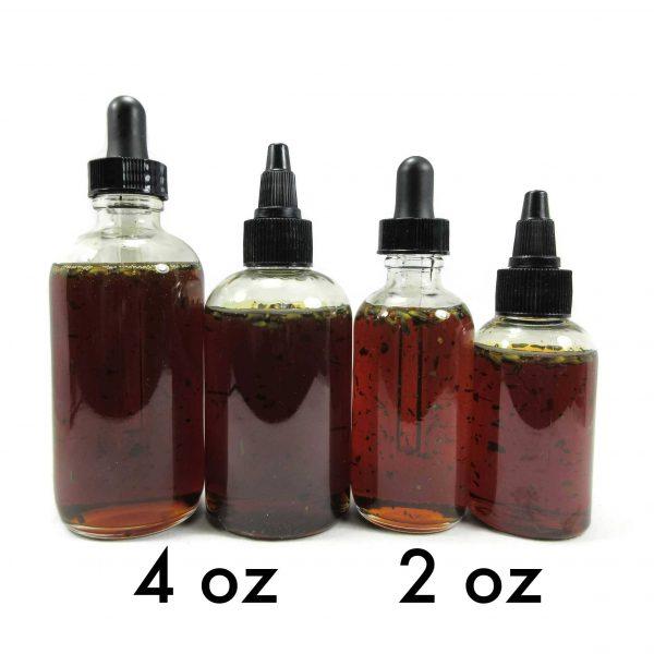 Jamaican Black Castor Oil Dry Hair Blend, JBCO, Hair Growth Oil, Herbal Hair Oil