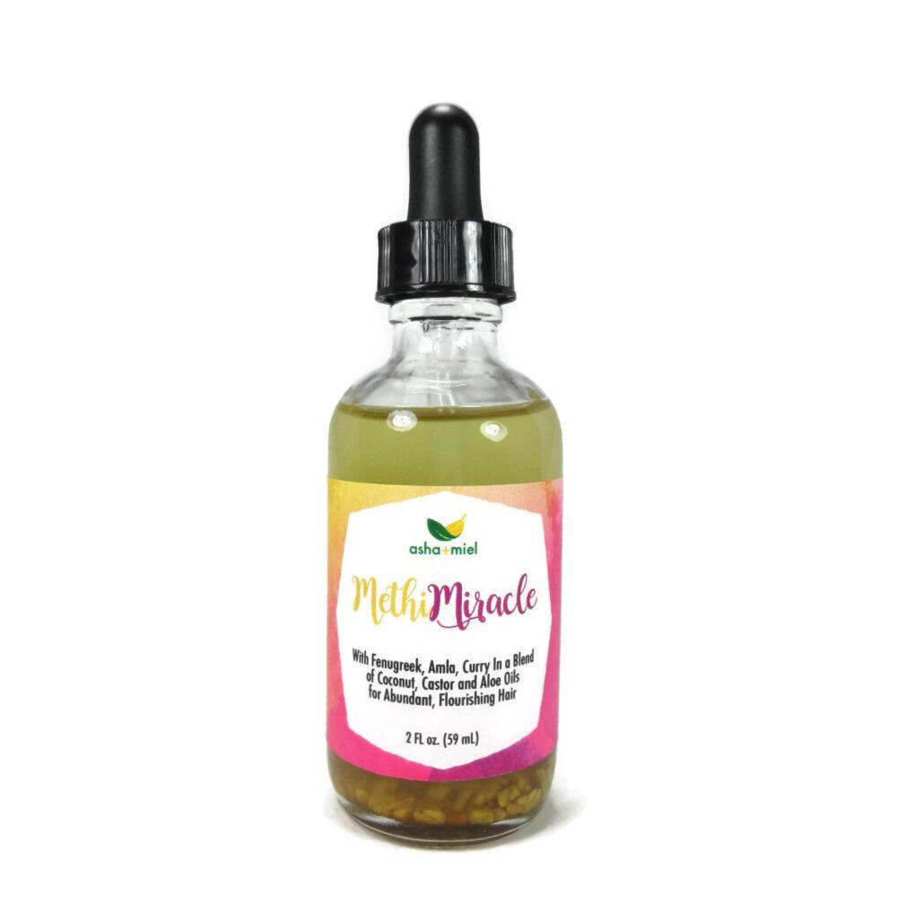 Methi Miracle Hair Oil, Fenugreek Hair Oil, Amla oil, Hair Growth