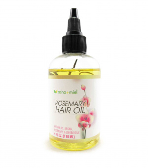Rosemary Hair Oil, One 4 ounce bottle