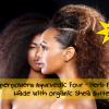The Superpowers Four Herb Ayurvedic Pomade Styling Wax with Amla, Bhringraj, Brahmi, Hair Growth Booster
