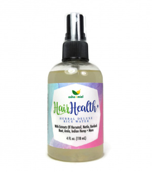 Herbal Deluxe Rice Water 4 Ounce Bottle