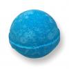 Bath Bomb - Blueberry, Top View