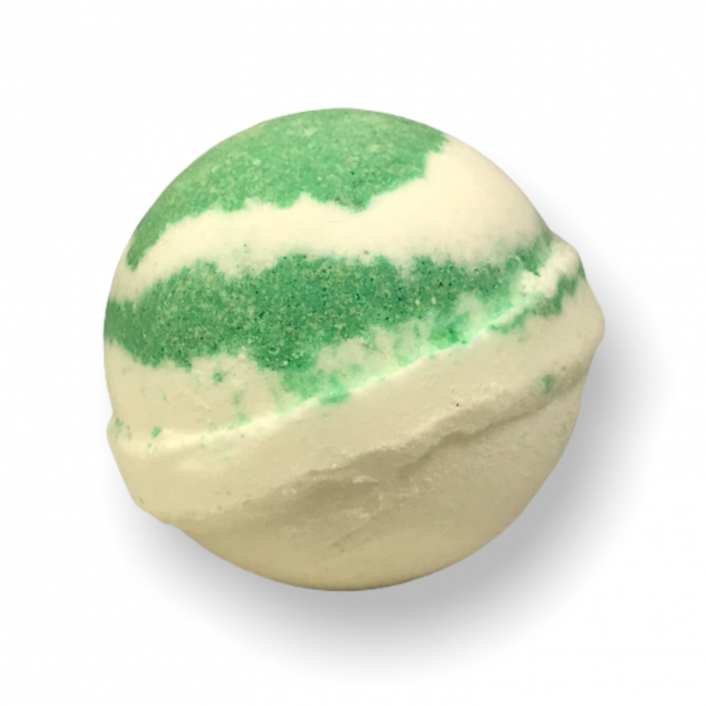 Bath Bomb - Green Clover and Aloe