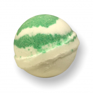 Bath Bomb - Green Clover and Aloe