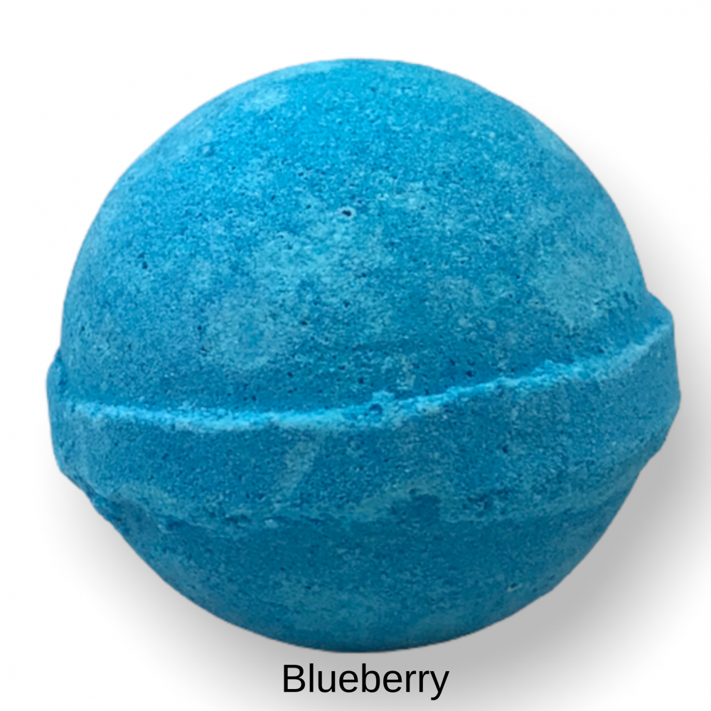 Bath Bomb-Blueberry