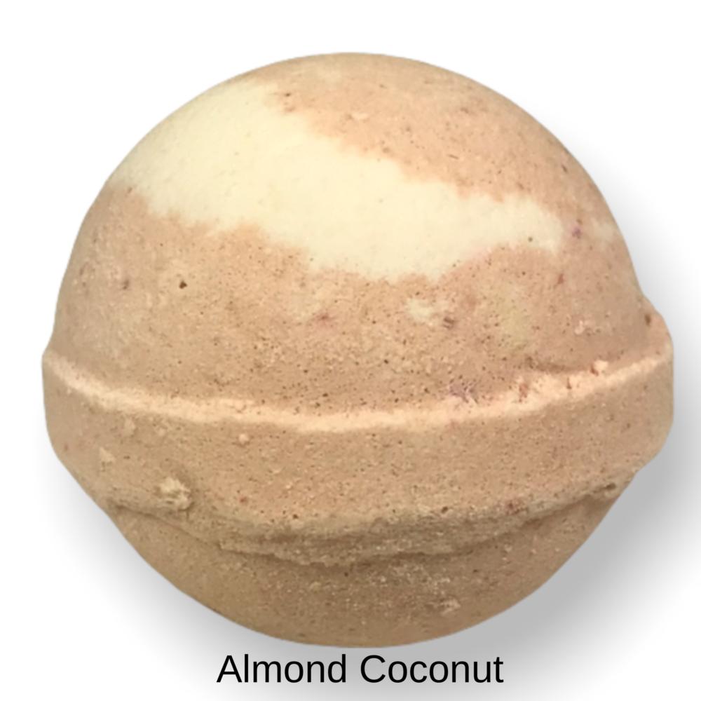 Bath Bomb - Almond Coconut