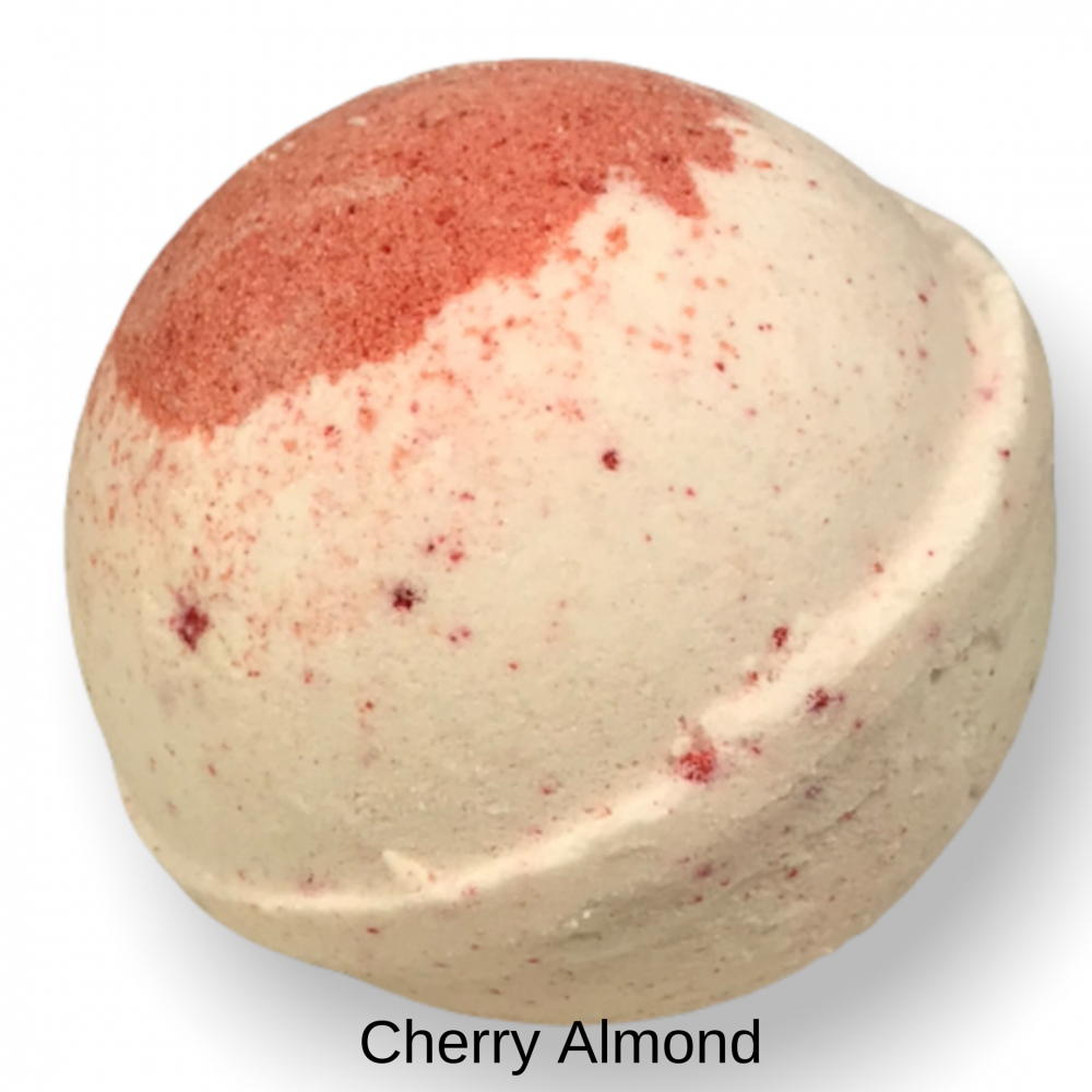 Bath Bomb - Cherry Almond