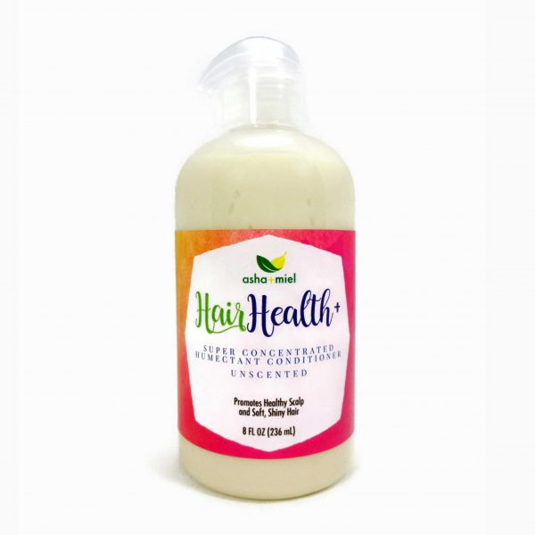 8 oz HairHealth+ Natural Conditioner, Growth Super Concentrated Herbal Hair Conditioner 28 Growth herbs & oils