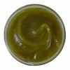 EdgeGenesis Fenugreek Herbal Hair Jelly, Top view of 2 oz jelly with no top