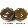 Super Concentrated Herbal Hair Jelly, Comparion photo showing Super Concentrated and regular formulas