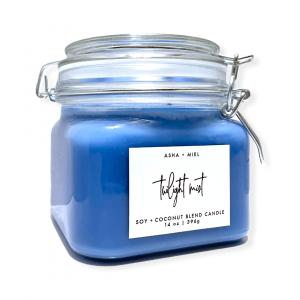 14 ounce Jar Candle in Twilight Mist