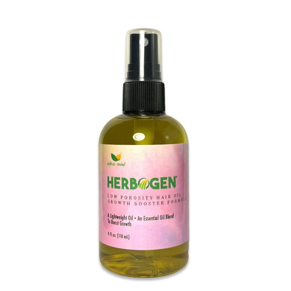 Organic Argan Low Porosity Hair Growth Oil