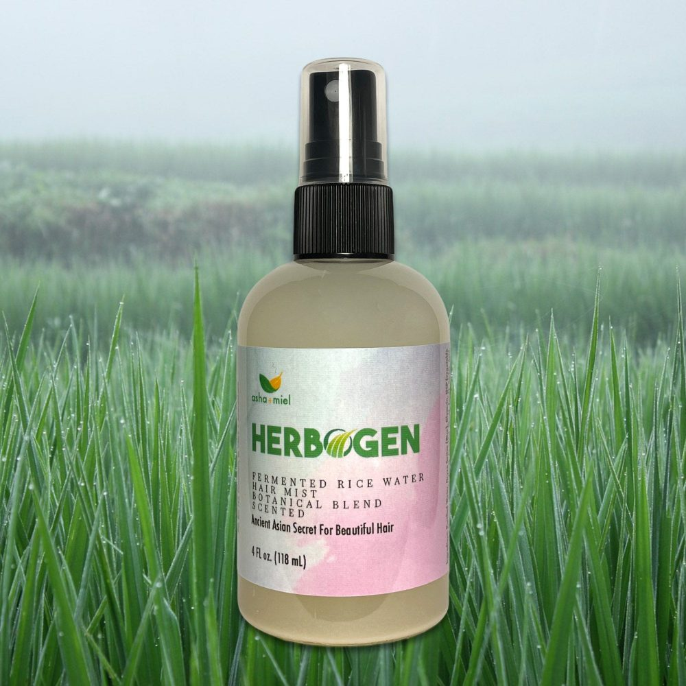 Scented Or Regular Rice Water For Hair Growth, Rice Water Spray, Fermented Rice Water, Fast Hair Growth